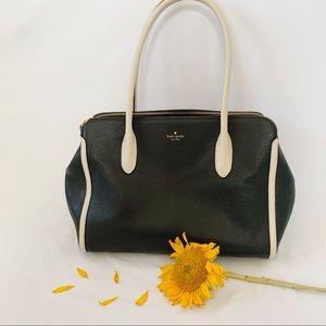 Kate Spade Caroline Lane Pebbled Leather Purse